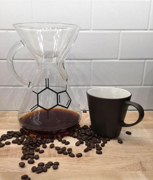 caffeine molecule chem